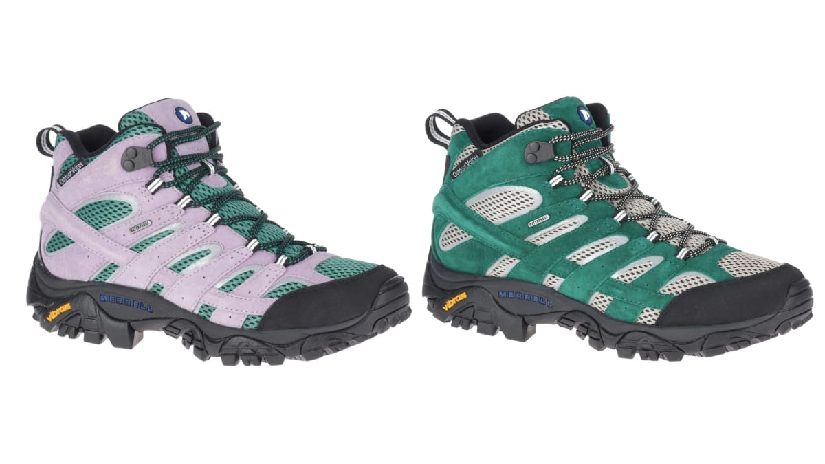 Outdoor Voices and Merrell Collaborate on the Moab 2 Hiking Boot in Exclusive Colors