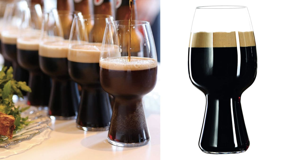 These Stout Glasses Will Change How You Drink Your Beer