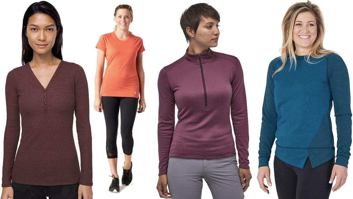 These Are the Best Performance Shirts for Women