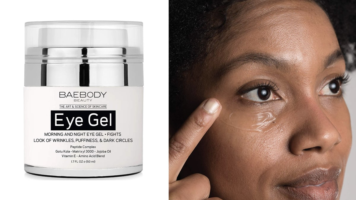 This Best-Selling Eye Gel from Amazon Helps Fight Genetic Dark Undereye Circles