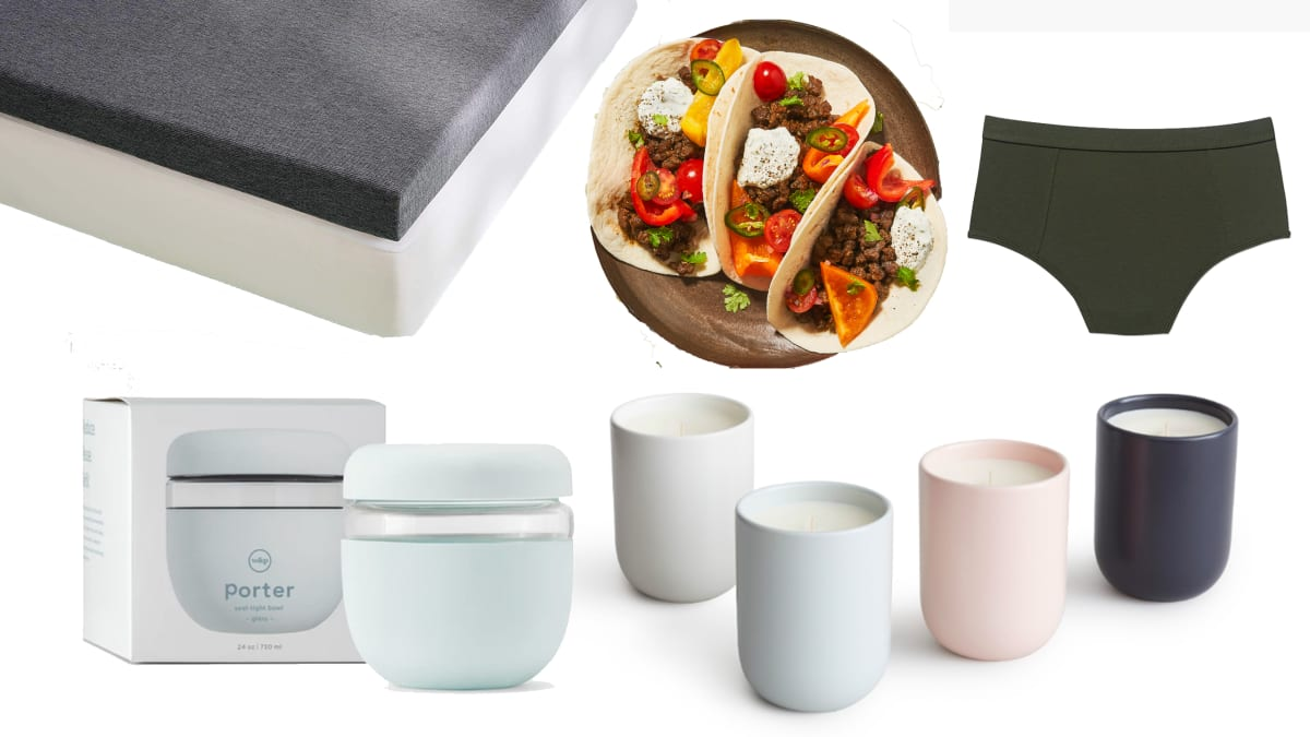 The Best New Launches from Casper, Richer Poorer, Plated, and More