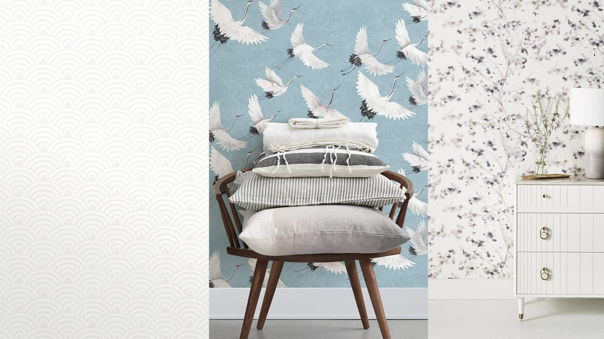 The Best Removable Wallpapers to Add to Any Room