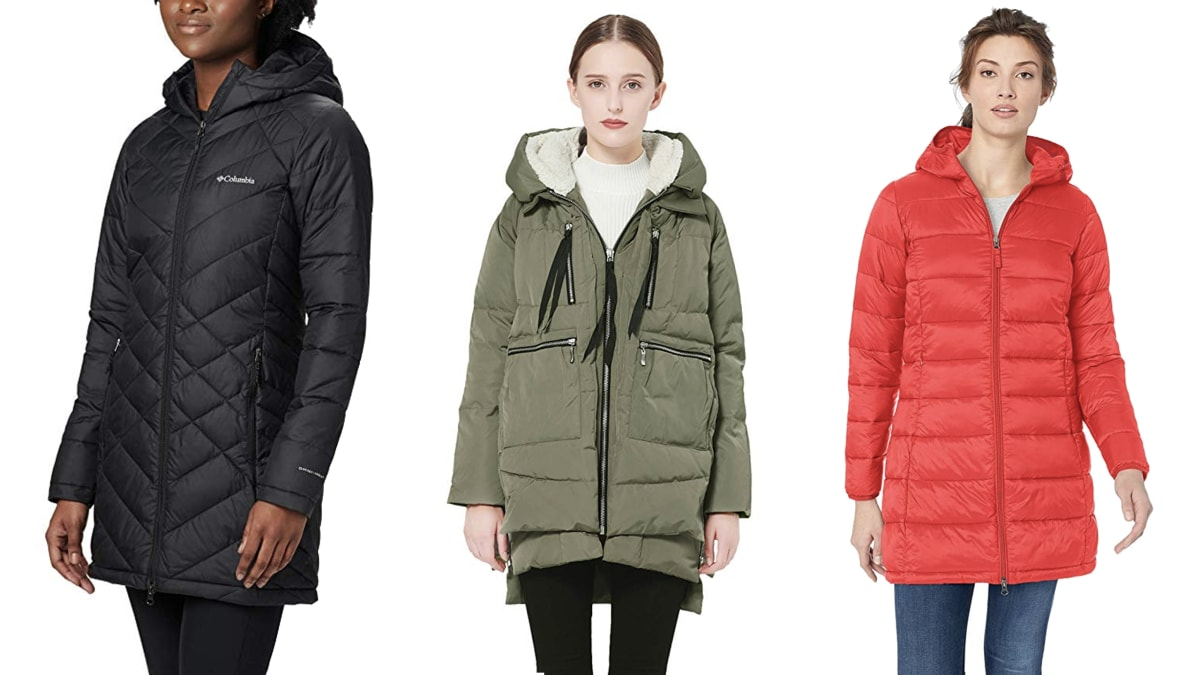 The Best Puffy Coats for Women on Amazon