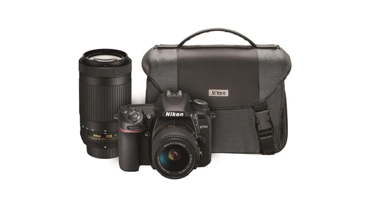 Grab One of These Phenomenally Priced Nikon Cameras or Lenses on Amazon