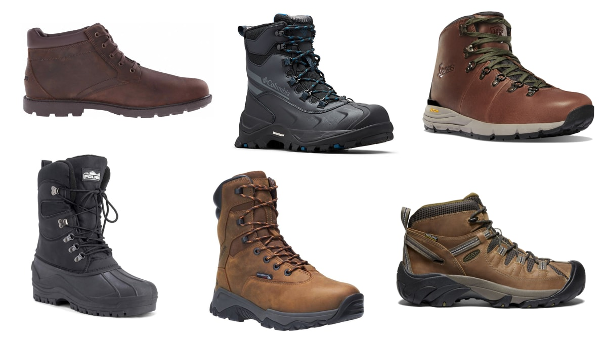 The Best Men's Winter Boots for Keeping Your Feet Warm This Season