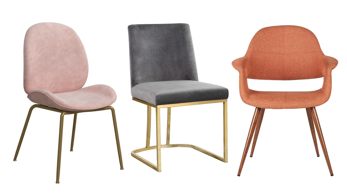 Stylish Dining Chairs from Amazon to Upgrade Your Dining Room