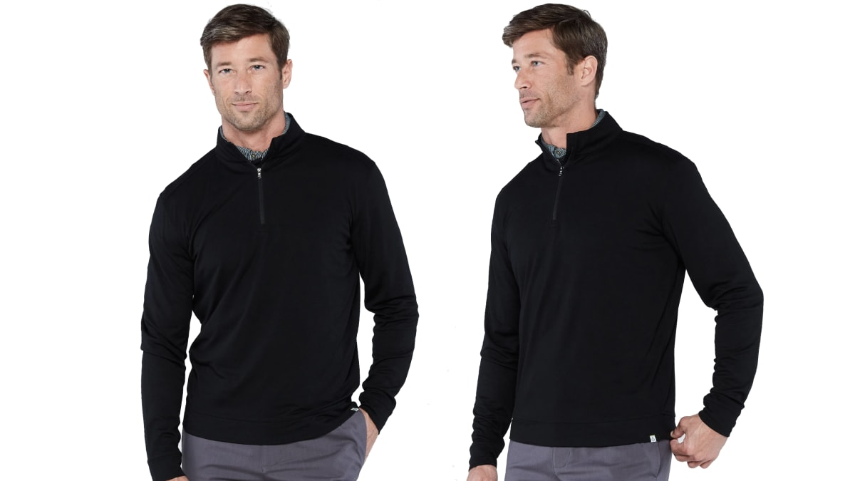 A Quick-Drying Performance Fleece You Can Wear All Day