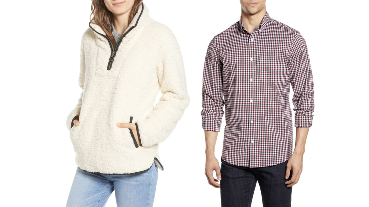 Take Up to 40% Off Select Styles During Nordstrom's Fall Sale