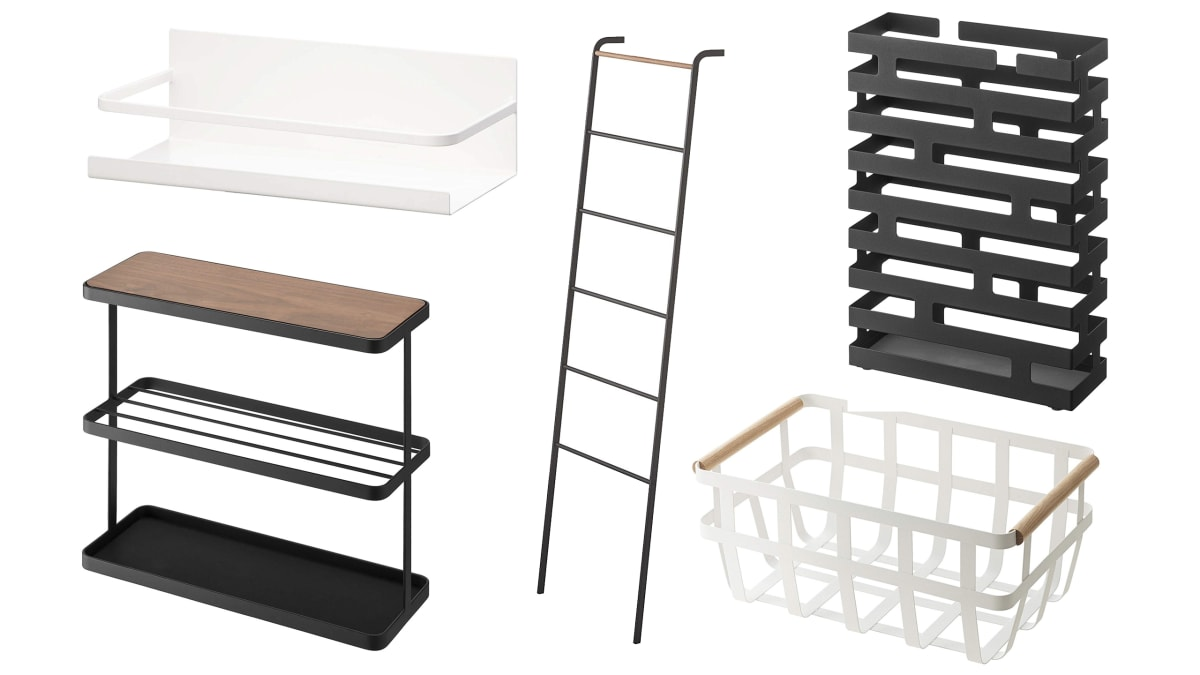 Yamazaki Home Is Affordable, Modern Home Organization That You'll Want to Show Off