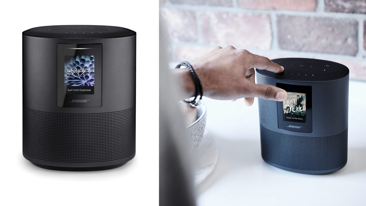 Bose Goes Loud and Proud With This Wi-Fi Speaker