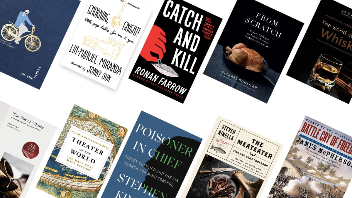 The 10 Books Daily Beast Readers Bought Most Of This Year