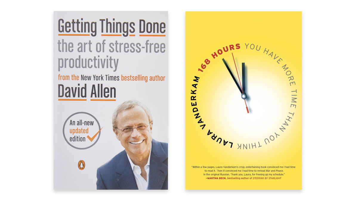 The Best Books for Being Productive In the New Year