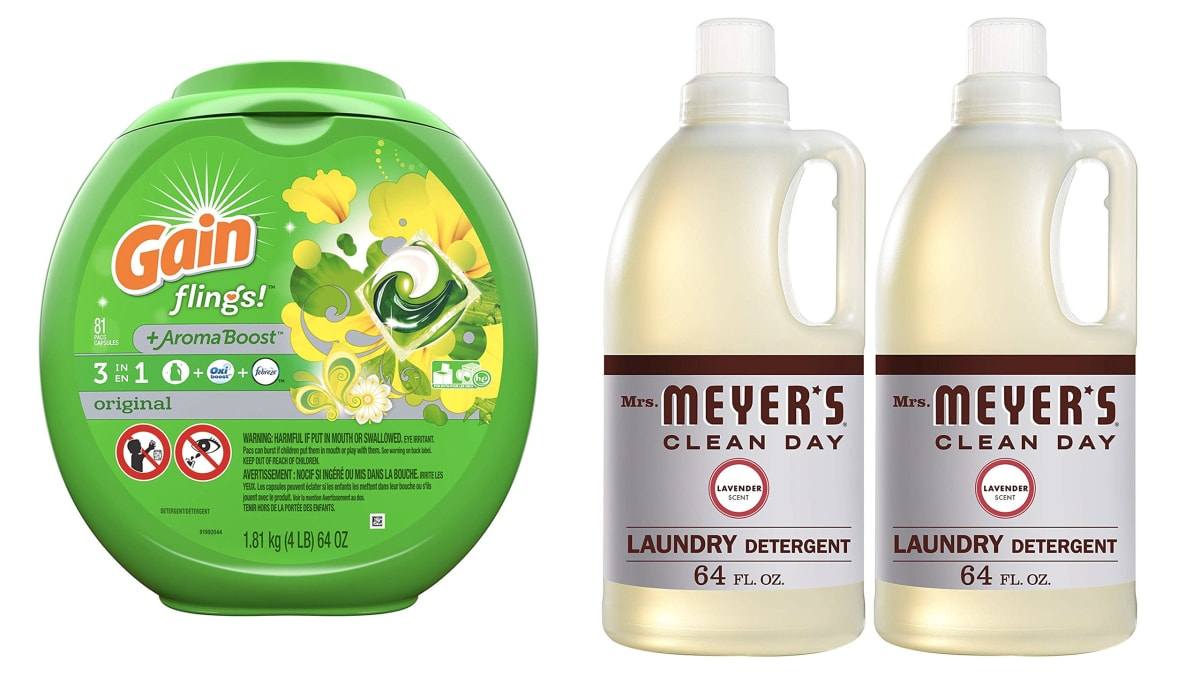 The Best Laundry Detergents You Can Get on Amazon