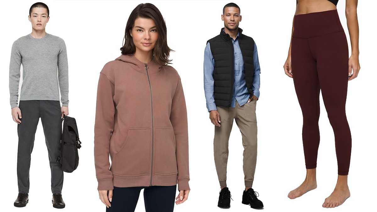 The Best Things in Lululemon's We Made Too Much Sale Section for Men and Women