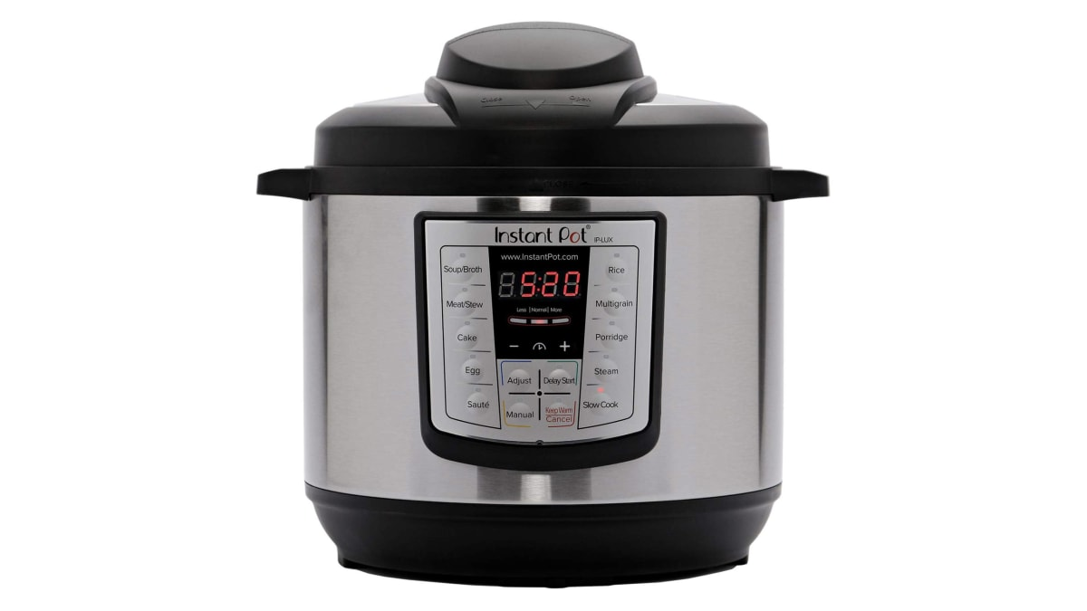 The Instant Pot Lux 6-in-1 Is on Sale on Amazon