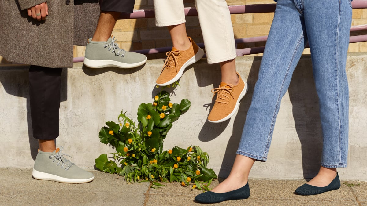 Allbirds Adds Brand New Colors to Best-Selling Styles