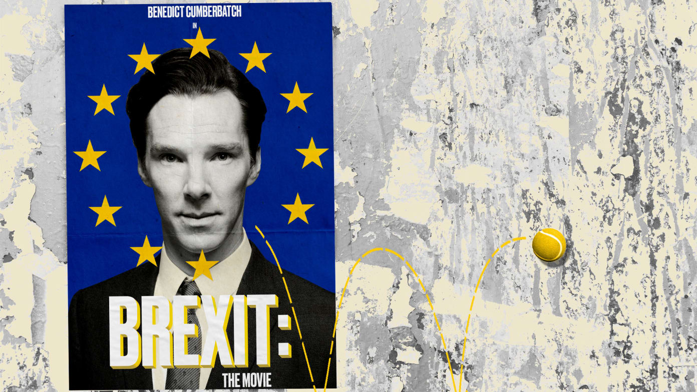 thedailybeast.com - Nico Hines - Benedict Cumberbatch's Brexit Movie Is 'Fantasy' 'Bullsh*t,' Say Campaign Insiders