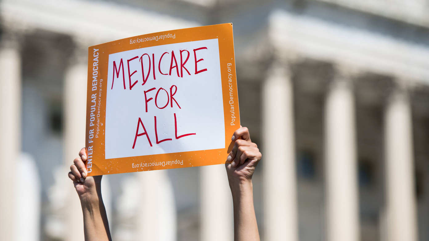 thedailybeast.com - Gideon Resnick - 70 Democrats Sign On to New 'Medicare for All' House Caucus