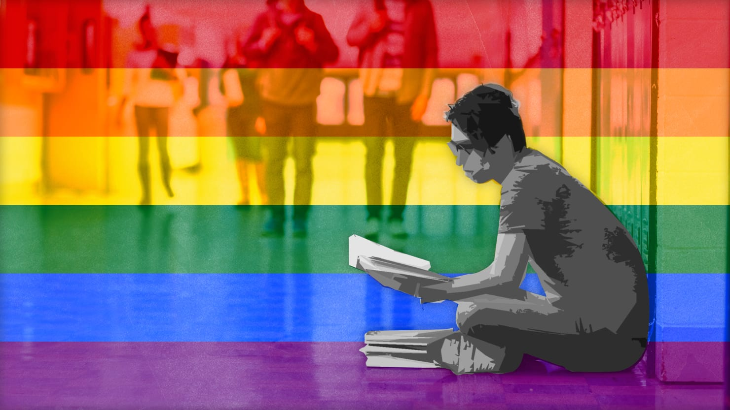 What Did You Learn At School Today Homophobia-8917