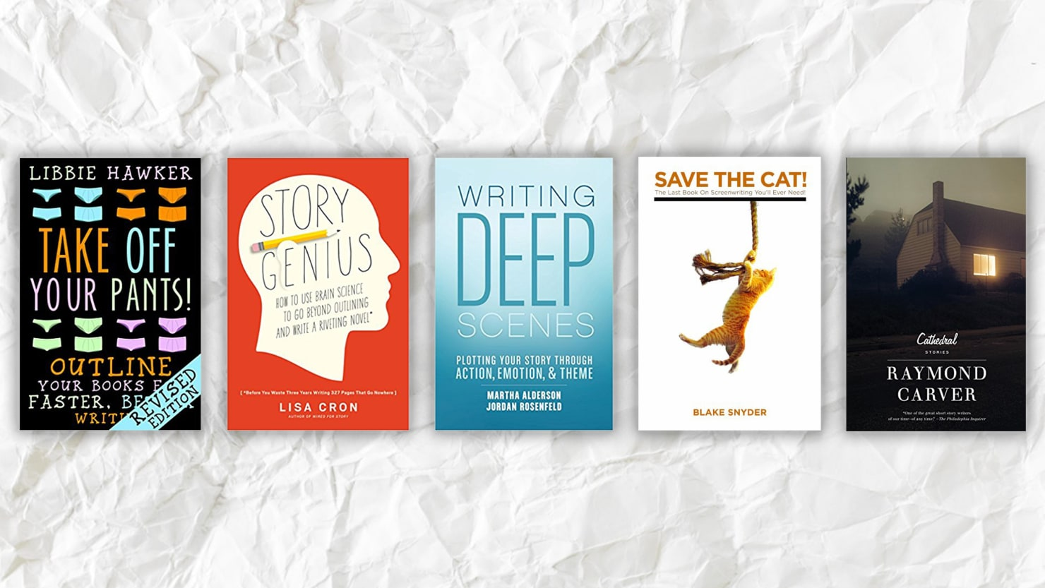Read These 5 Books On Writing In Lieu of Spending $40,000 On An MFA
