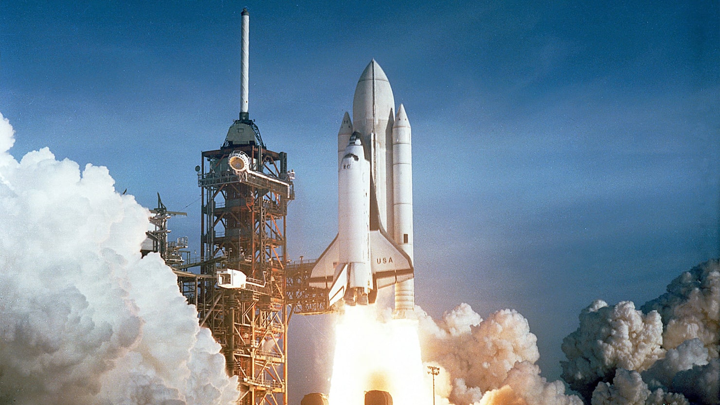 The Spies Who Saved The Space Shuttle