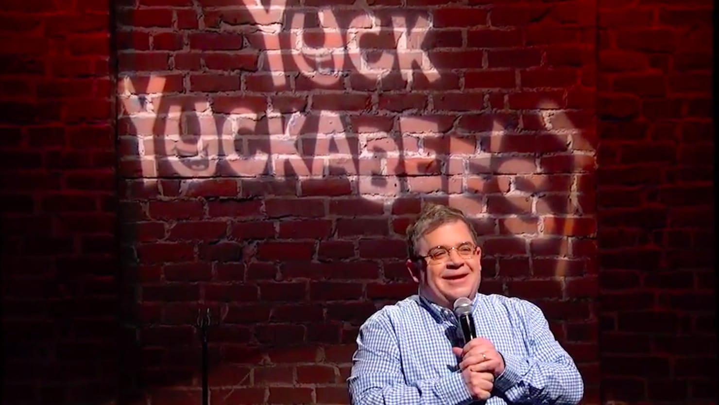 Patton oswalt midget jokes