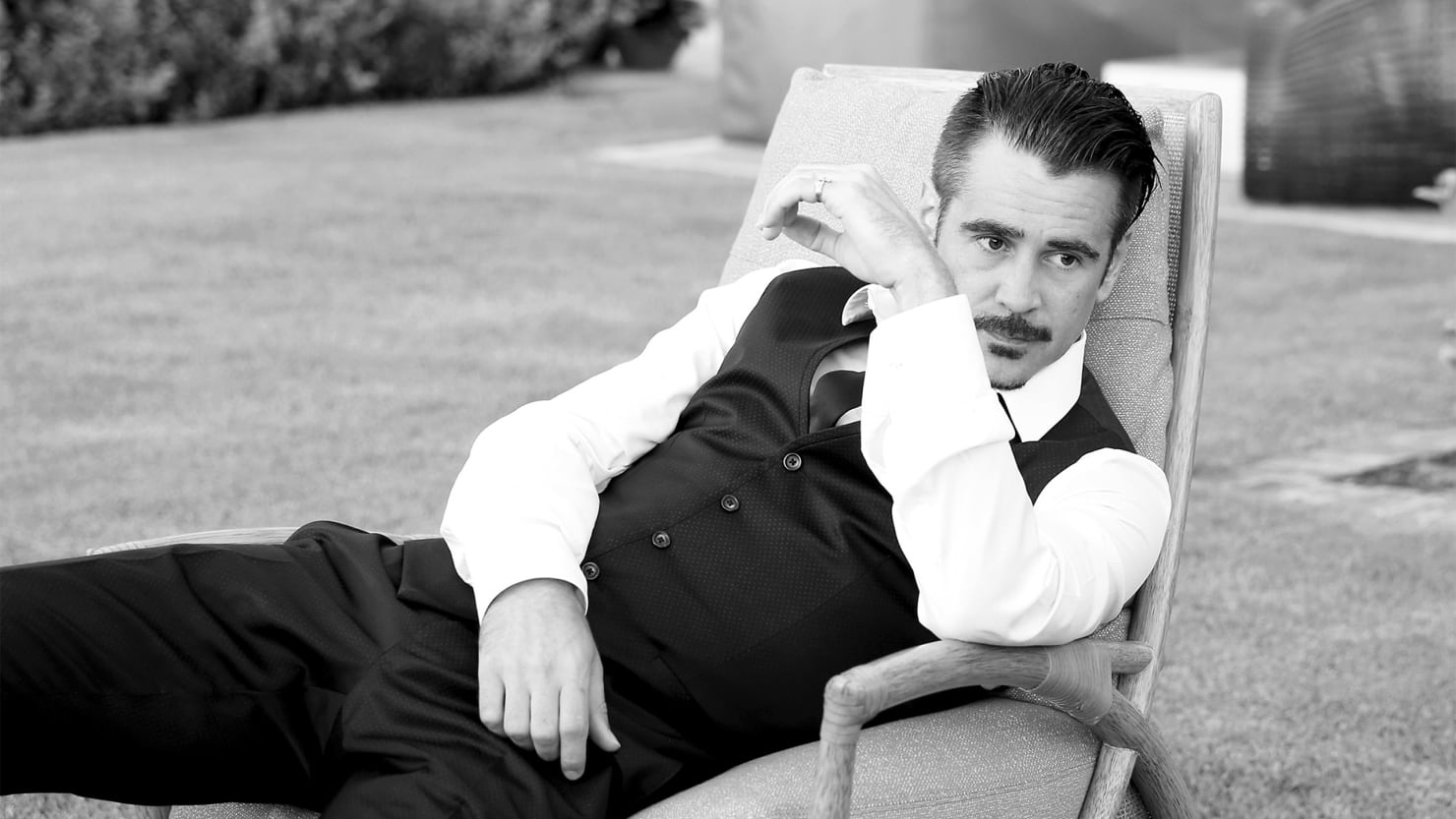 Colin Farrell, Hopeless Romantic: 'F-ck Anyone Else Who Says That's Bullsh-t'