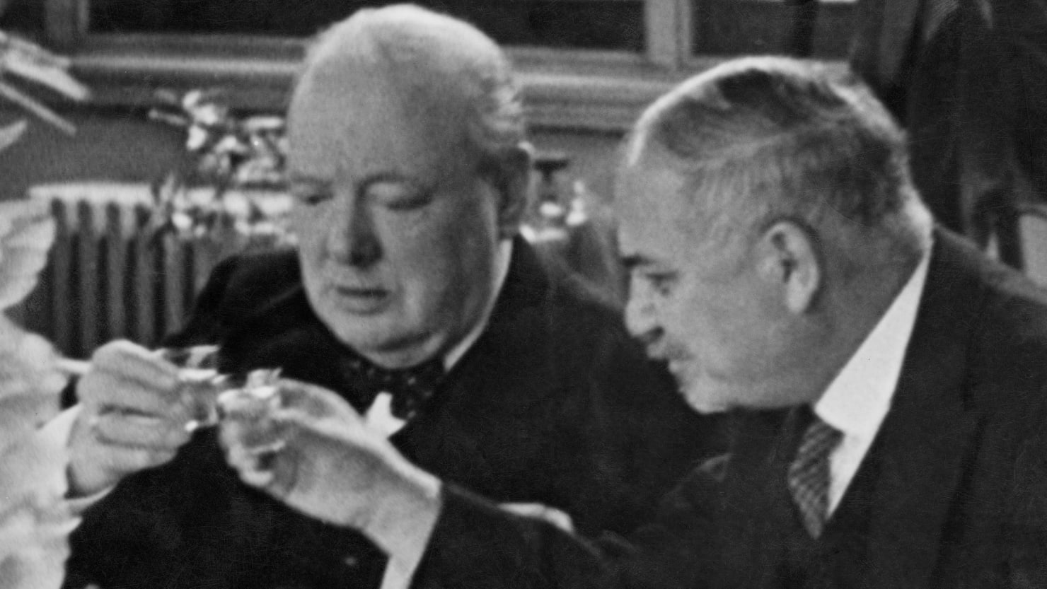 How Winston Churchill Drove Us To Drink
