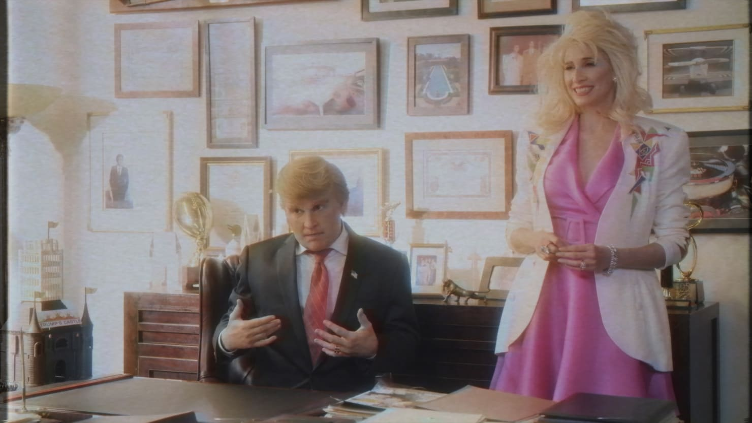 Inside Johnny Depp's Remarkable Transformation Into Funny or Die's Donald Trump