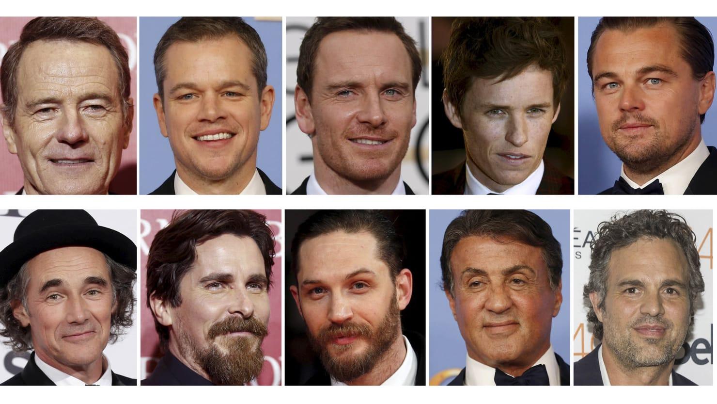 Study: Hollywood Is a White, Boys' Club