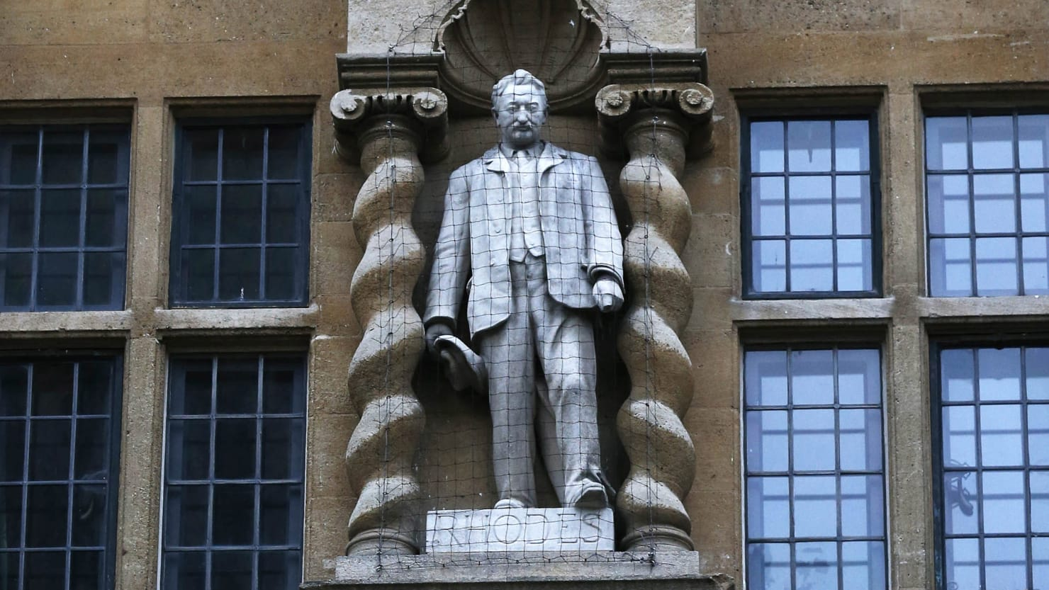 K And S Auto >> Will Oxford University Remove Cecil Rhodes Statue?