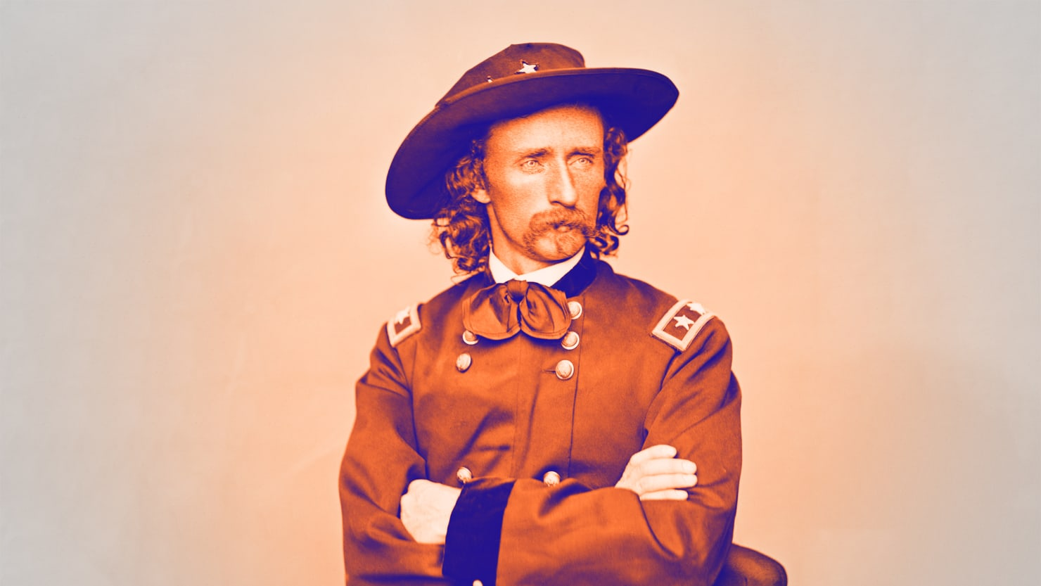 Custer Was Colorful and Eccentric but Very Much a Man of His Time