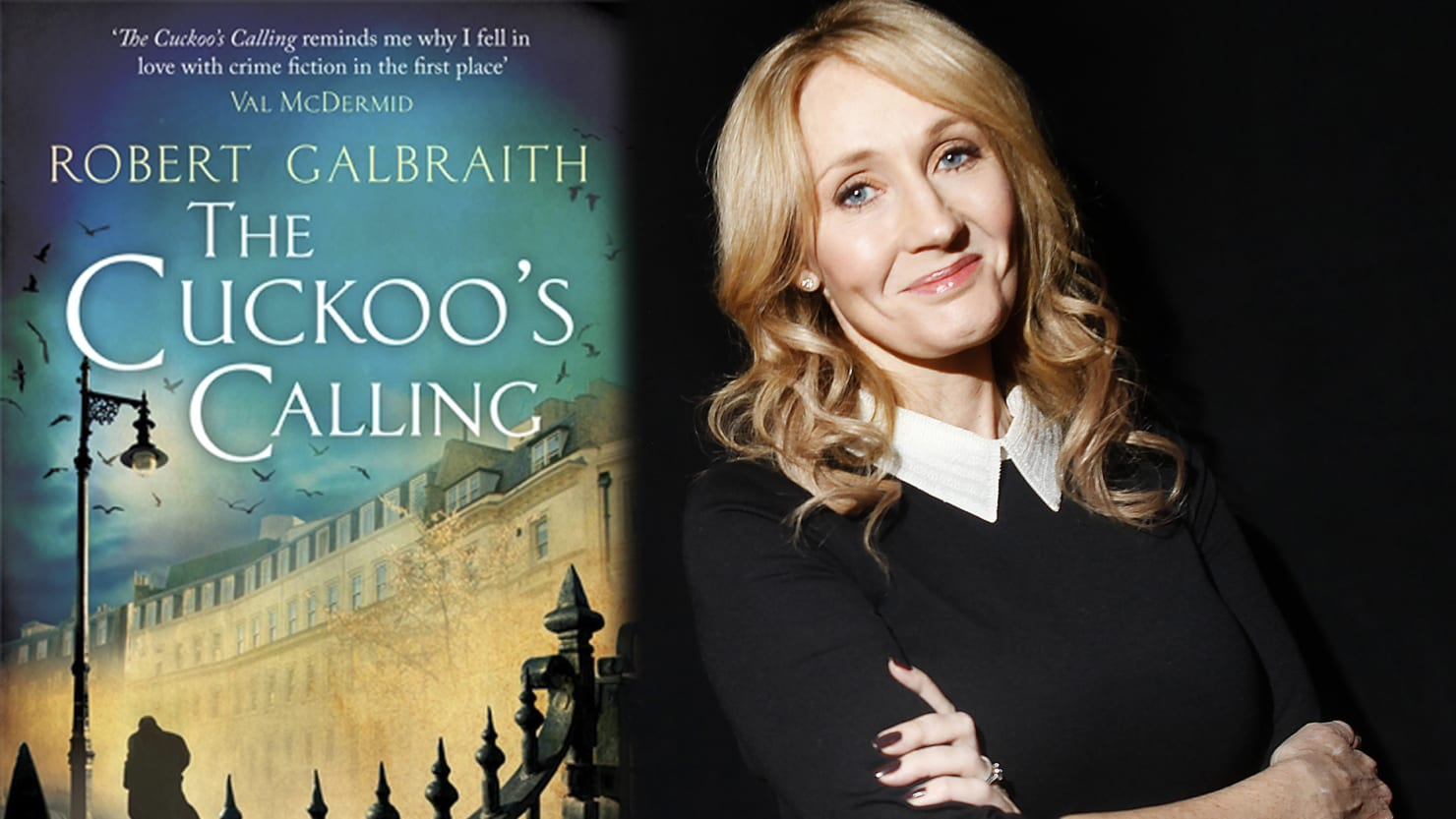 J.K. Rowling Kept Me Awake All Night for the Last Time