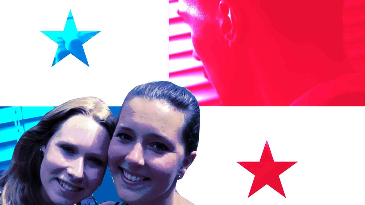Panama teenage girls busty babes giving