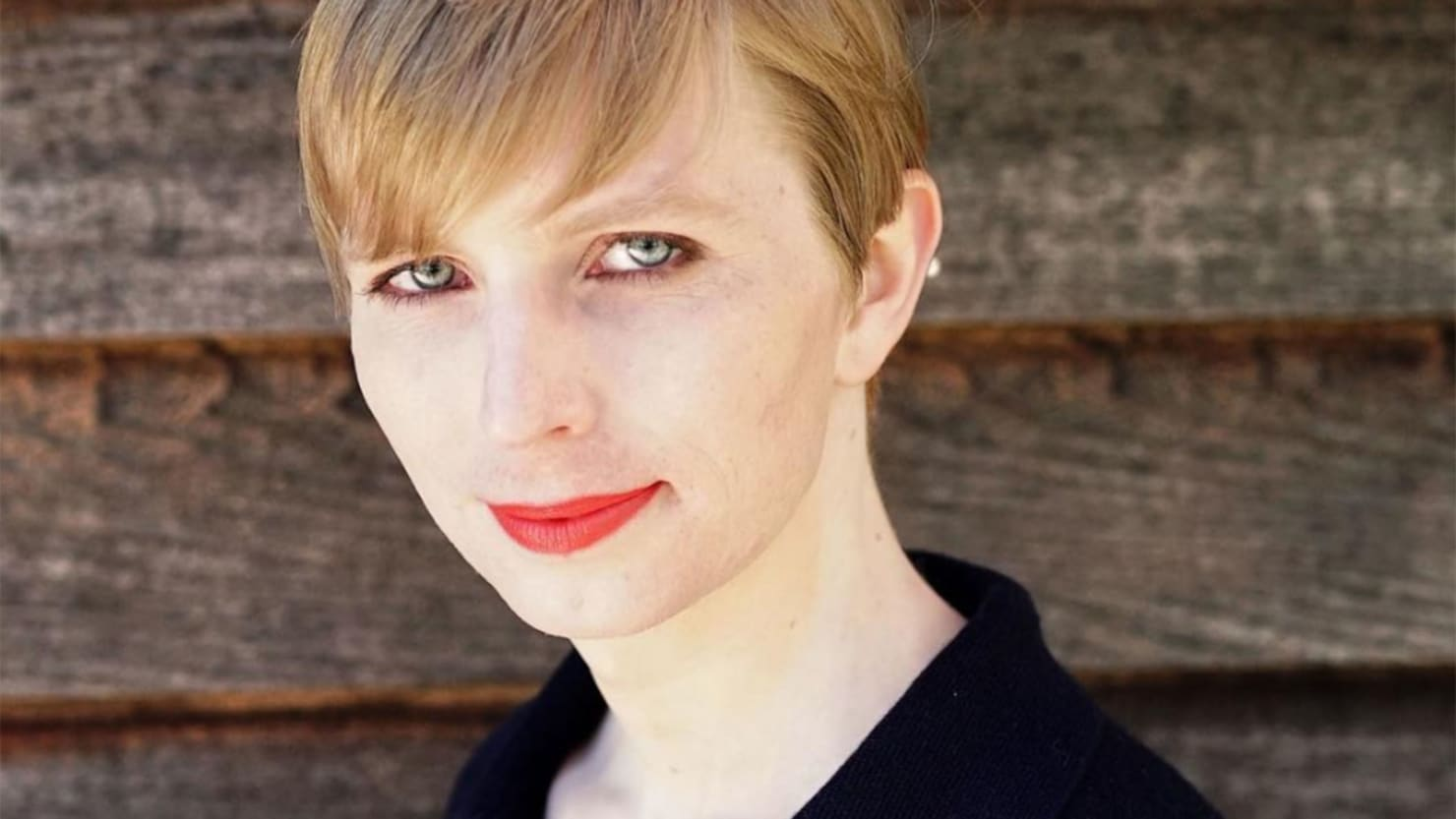 What That Stunning Photograph Of Chelsea Manning Really Shows