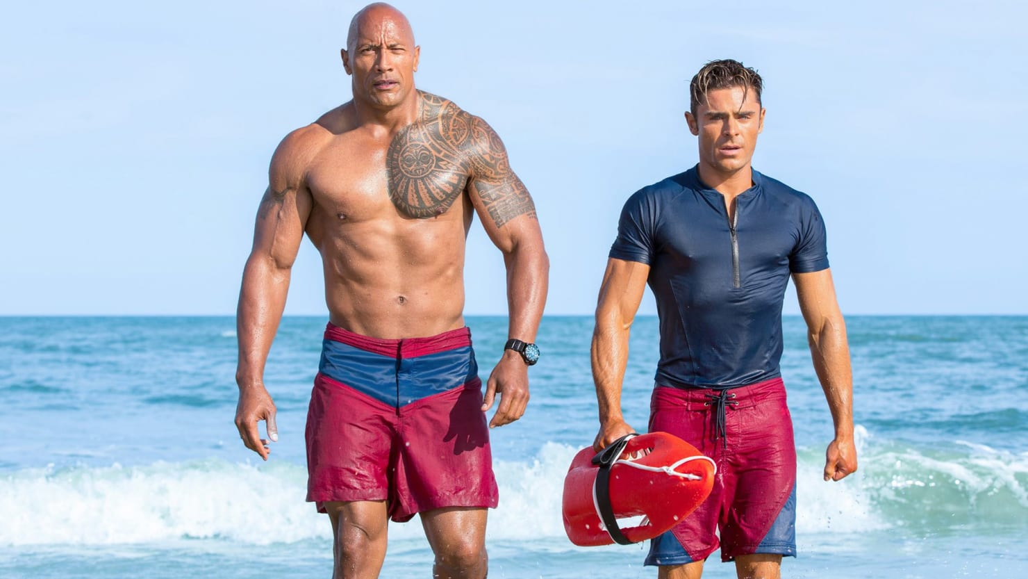 How Dare the 'Baywatch' Movie Be This Bad