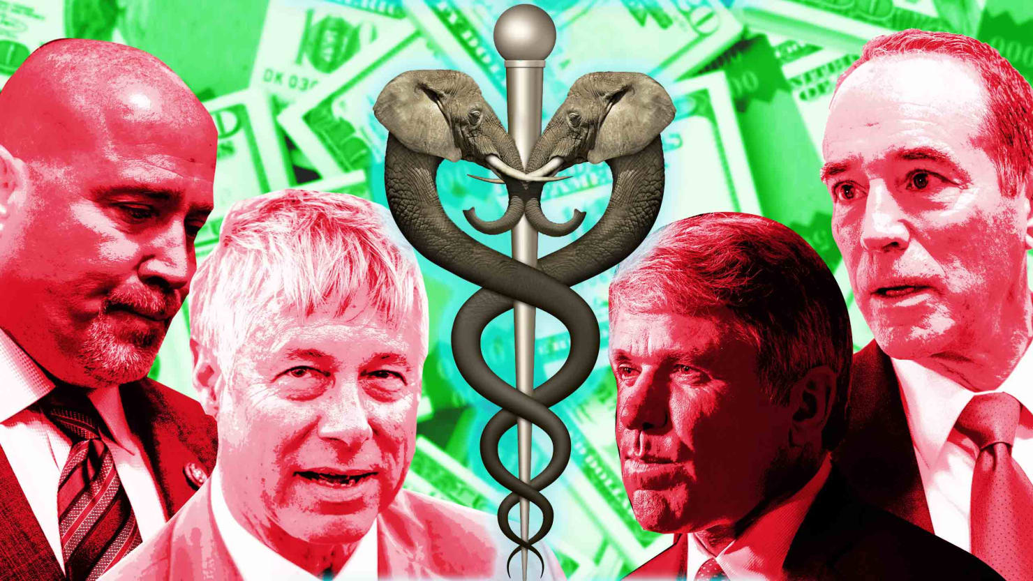 pro trumpcare republicans owned millions in health care stock