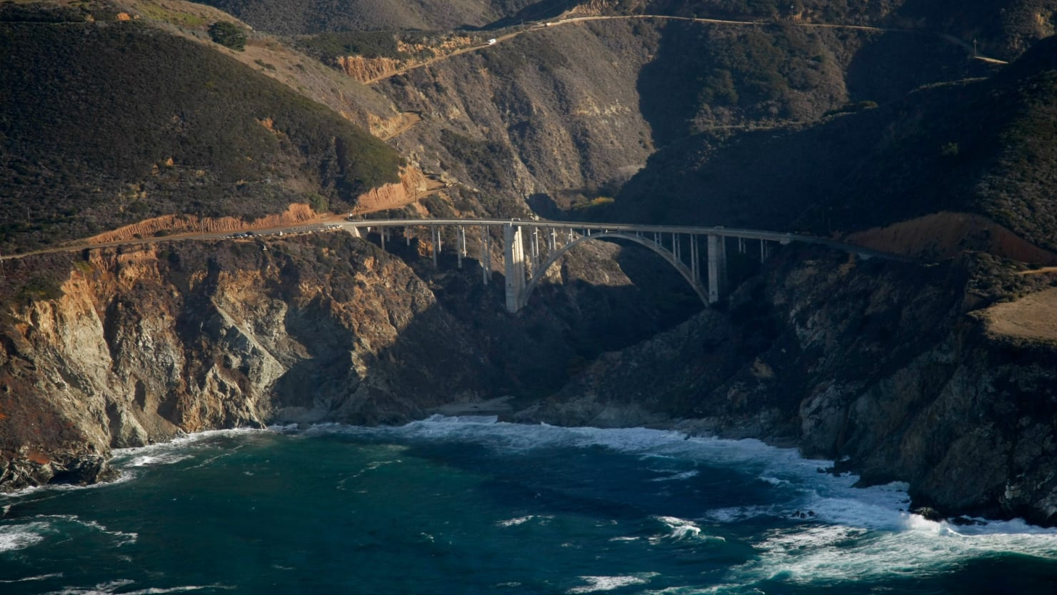 5 Star Auto >> Landslide Buries Stretch of California's Iconic Highway 1