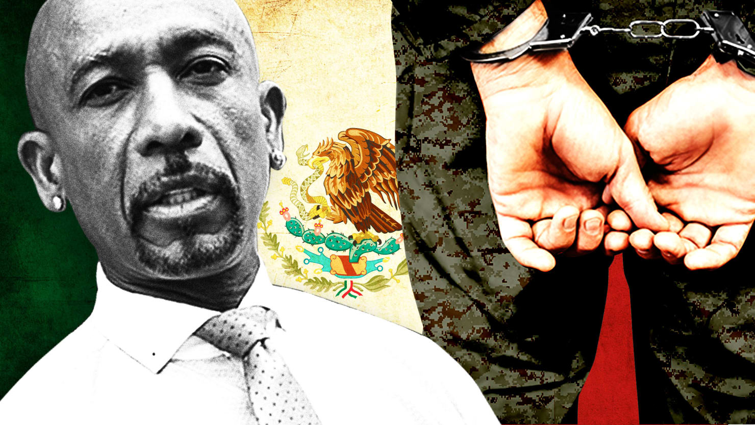 Montel Williams Is Bailing Out Criminal Snipers in Mexico