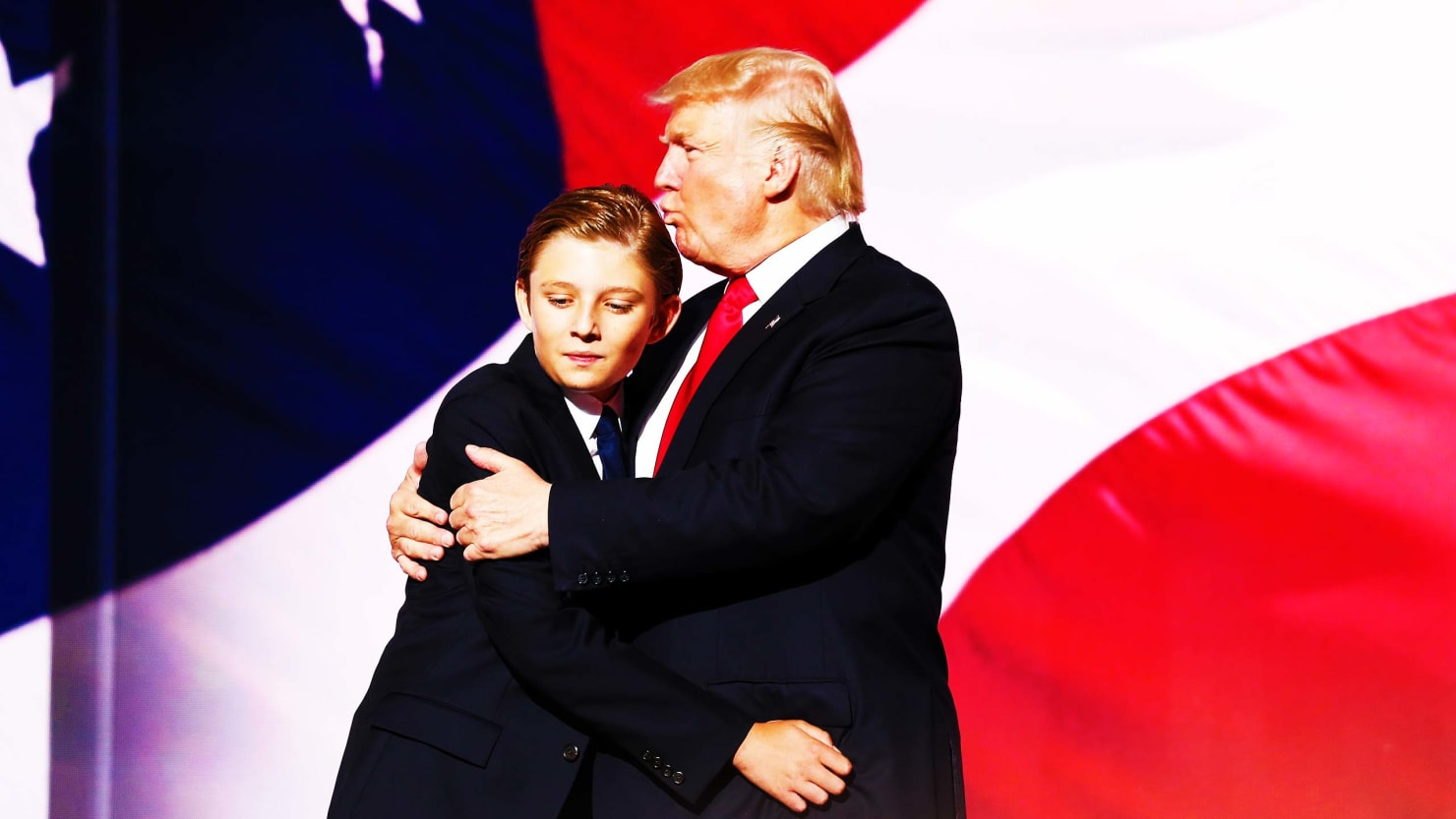 The Bash Trumps Griffin to Turn Barron Kathy to