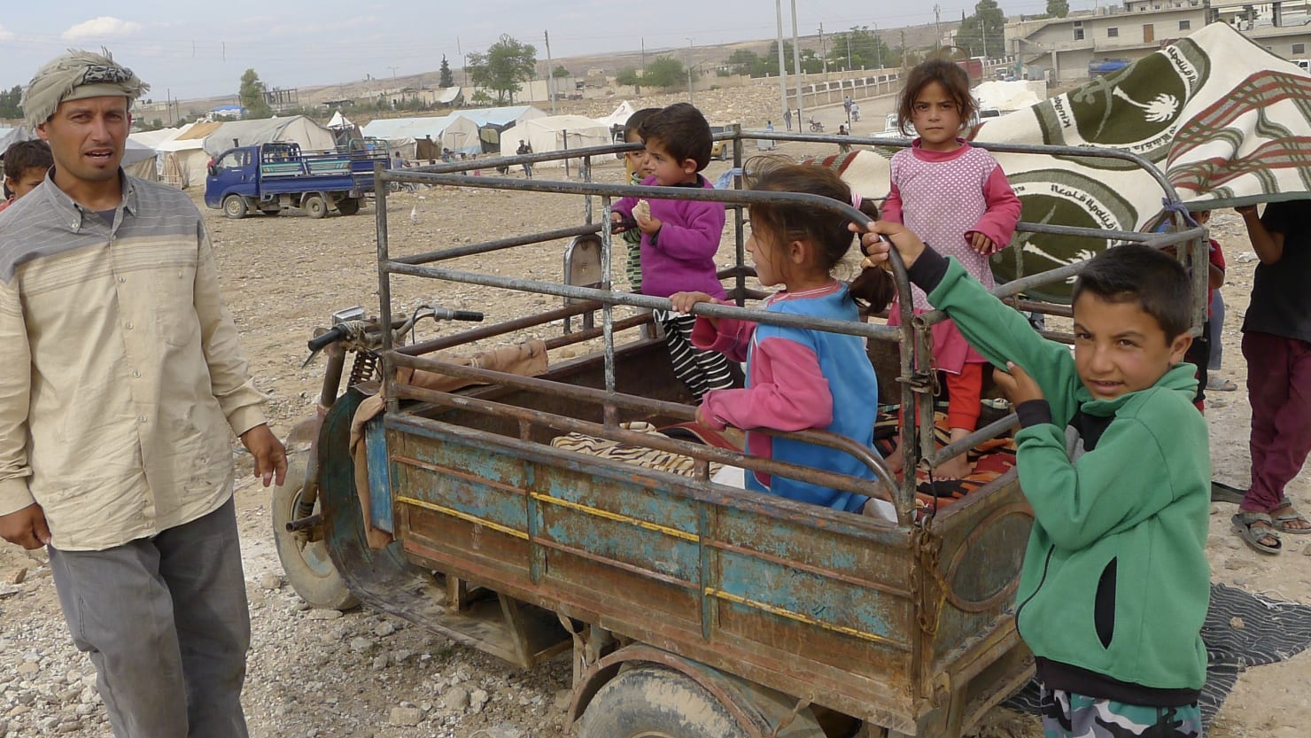 U.S. Helps Drive 200,000 Syrians From Their Homes
