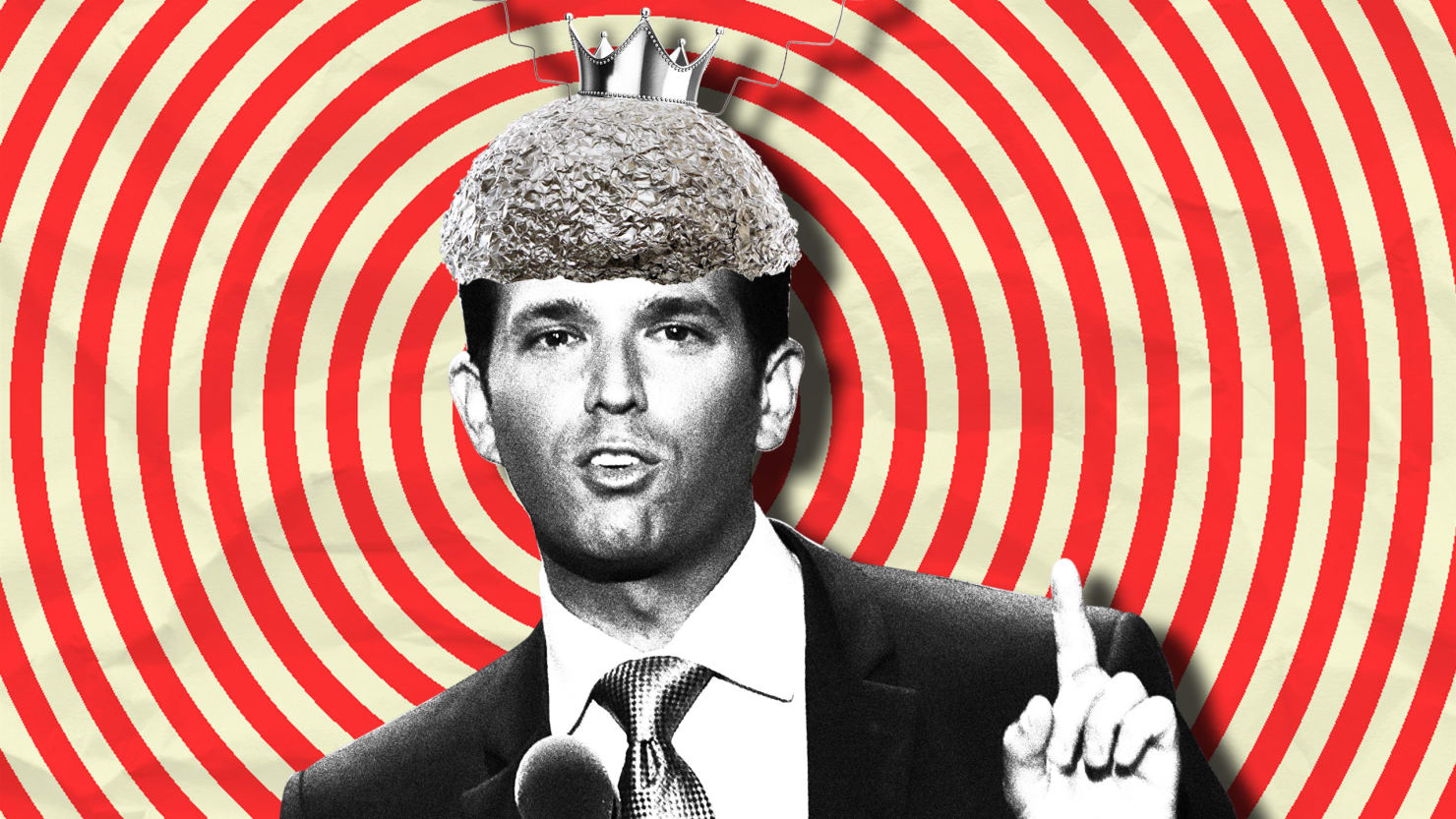 for Trump  a Good Conspiracy Sucker a Jr. Don Is Theory—Or