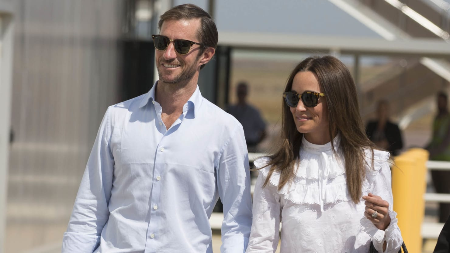 Pippa Middleton And Her Husband James Matthews Post Nuptials Adventure Has Taken In Tahiti New Zealand Australia It Looks More Exhausting Than