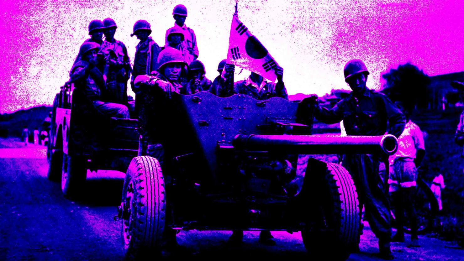 The Quagmire to End All Quagmires: the Korean War