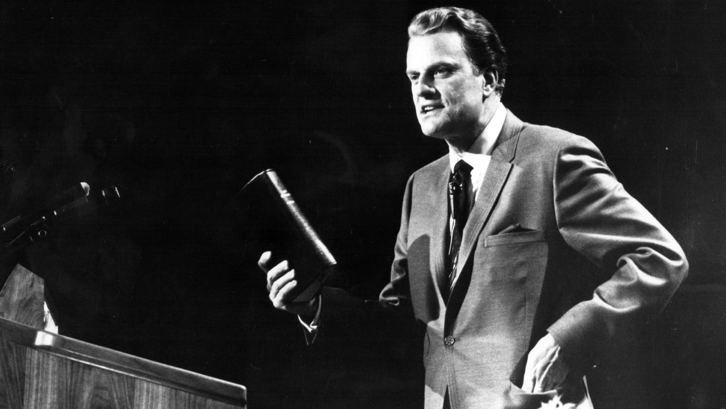 How Billy Graham Mainstreamed Evangelicals