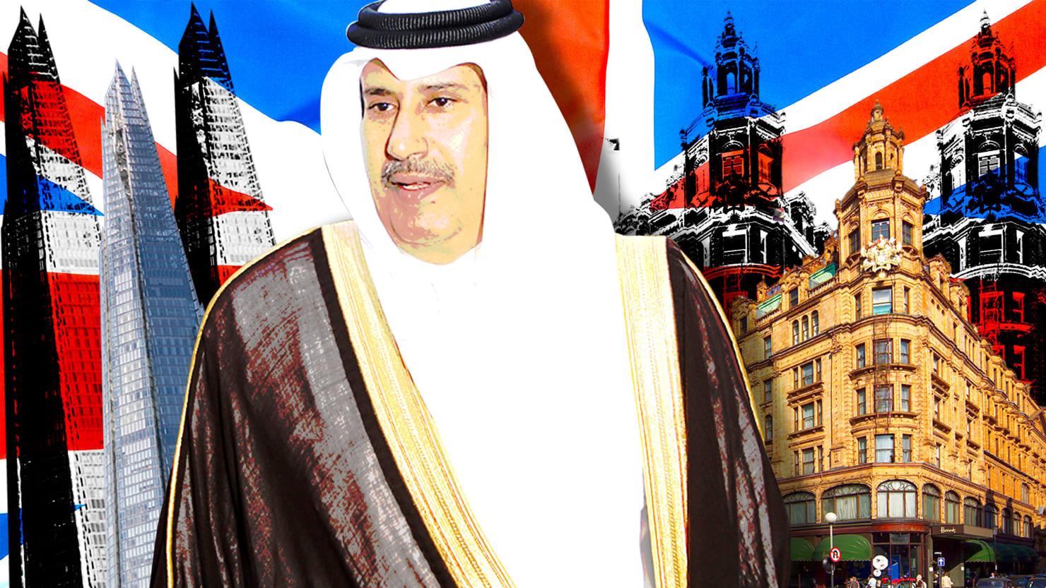 The British Establishment Has a Qatar Problem