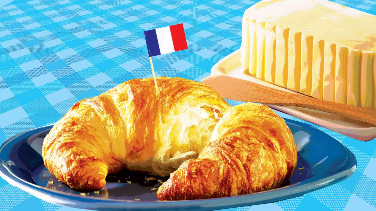flake news france faces a major croissant shortage
