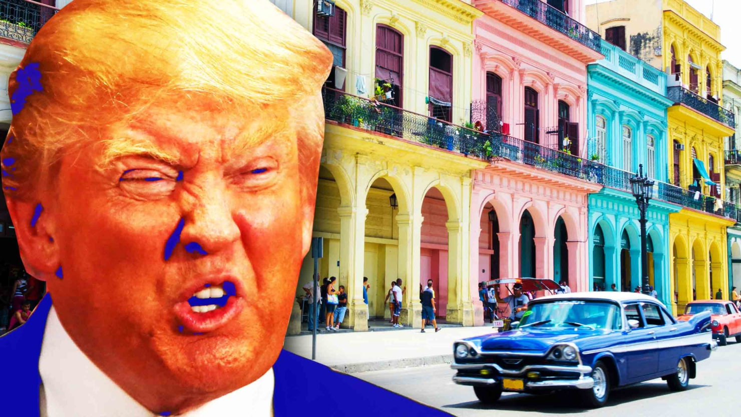 Donald Trump S Half Baked Cold War Revival In Cuba Is The