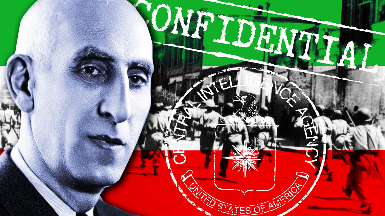 Oblivious to History, Trump's Turning Up the Heat on Iran. He Should Look at the 1953 CIA Coup.