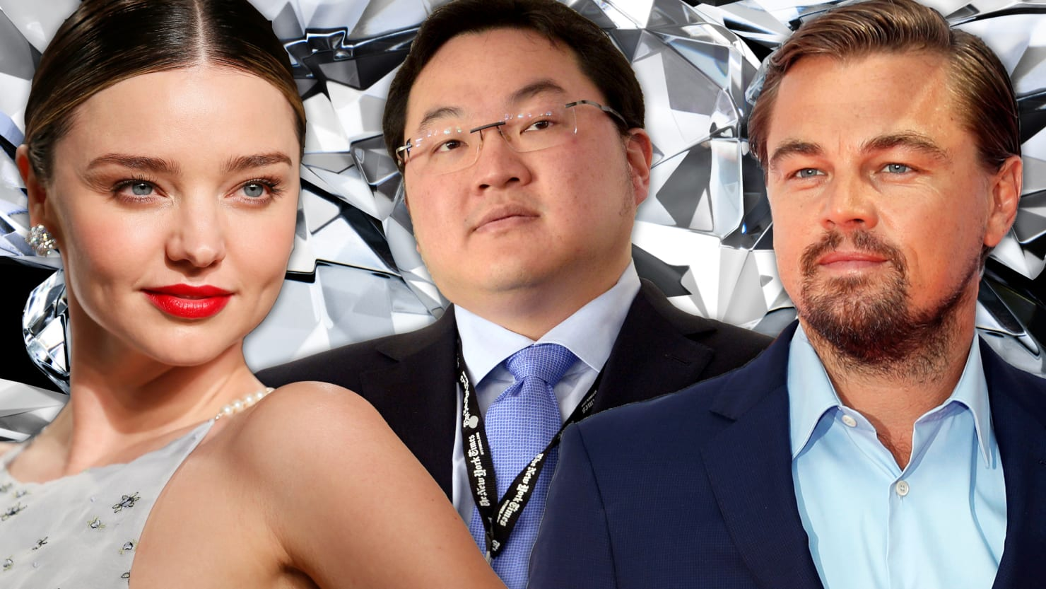 Is Miranda Kerr Dating Leonardo Dicaprio
